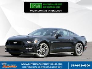 2017 Ford Mustang GT Premium ~~~Auto, NAV, leather~~~