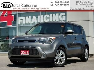 2016 Kia Soul EX | Heated Seat | Cruise Ctrl | Bluetooth