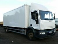 CHEAP MAN AND VAN REMOVALS HOUSE/FLAT/OFFICE 7.5 TONNE TRUCK HIRE WITH DRIVER 24/7 SHORT NOTICE