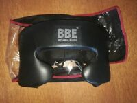 BBE leather headguard. Never worn £30