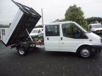 2014 Ford Transit TIPPER SOLD SOLD SOLD