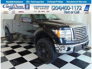 2012 Ford F-150 * XLT Extended Cab 4x4 * Assist Steps *