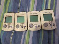 Sega Dreamcast VMU - Visual memory unit / memory card