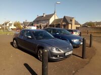 Mazda rx8 minted inside and out swap £2500 value. £2000 cash.