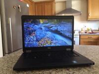 Laptop Dell Latitude E5450 intel 64bit windows 10 Core i5