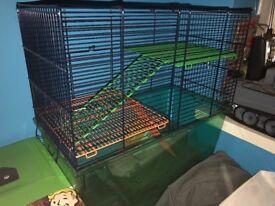 Gerbal cage good condition