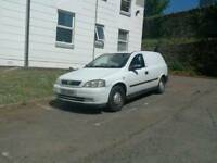 Vauxhall astra Van 12 Months M. O. T