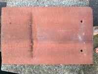Redland Concrete Plain Roof Tile Smooth - Breckland Brown