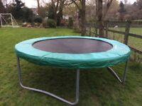 8ft TP trampoline