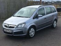 ZAFIRA 1.6 FULL YEAR MOT