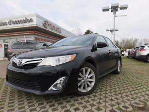 2012 Toyota Camry XLE V6 + NAVIGATION MAGS ROOF LEATHER