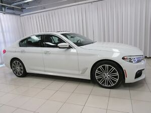 2018 BMW 5 Series WOW! WHAT MORE DO YOU NEED!? 530i M-SERIES x-D