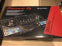 Pioneer DDJ RX USB Digital Controller - Mint - Boxed + Product Key
