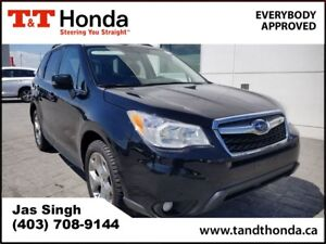 2015 Subaru Forester 2.5i Ltd Pack* Navi, Rear Camera, Heated Se