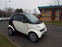 SMART FORTWO COUPE AUTOMATIC 698CC 2005 SPARES OR REPAIR STARTS 69K MILES BARGAIN ONLY £695 *LOOK*