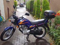 Honda CG 125 for Sale