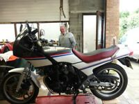 Yamaha XJ600 Motorcycle Future Classic Very Good Condition
