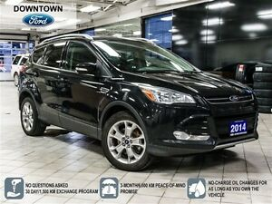 2014 Ford Escape Titanium, Navigation, Moonroof, Leather Package
