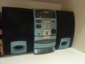 Tamashi Hi-Fi System - CD, cassette and radio
