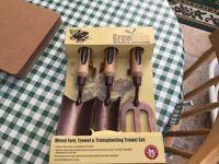 Spear&jackson 3piece toolset