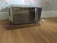 Russell Hobbs 23 litre steam microwave oven.