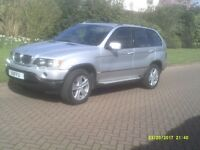 BMW X5 3.0i sport fully loaded private plate not included