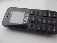 Alcatel mobile phone & Charger