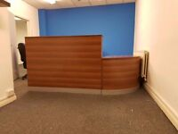 Office Reception Desk For Sale