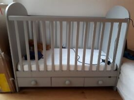 Cot baby Ikea for sale