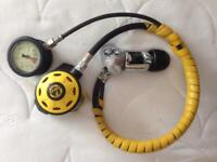 Divers Regulators (1st+2nd stage) REDUCED FOR QUICK SALE