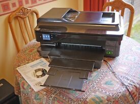 HP Officejet 7612 (Approx six months old)