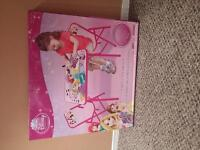 Disney Princess table and chair set