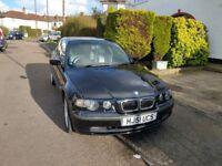 BMW 3 Series 2.5 325 ti SE Compact 3dr