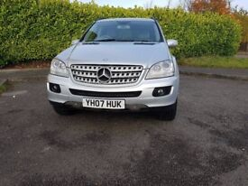 Details about 2007 MERCEDES ML320 CDI SE , LOW MILES , FULL SERVICE , IMMACULATE CONDITION