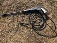 Karcher hose and gun