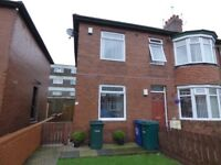 North of Fenham,Moorhead. 3 Bed Immaculate upper Flat. No Bond! Dss welcome!
