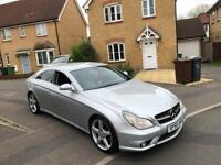 Mercedes Cls 3.2 cdi AMG SILVER FULL LOADED