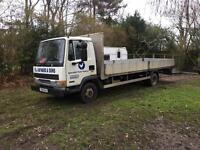 Daf L45 lorry complete has no engine or box would make good hay trailer conversion