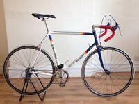 Raleigh road bike 57cm frame