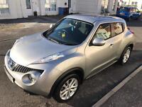 Nissan Juke 2013 Accenta 1.6 premium Top Spec low miles
