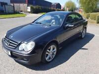 late 2006 mercedes clk 220 cdi avantgarde