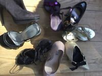 statement shoes size 6