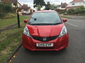 2015 Honda Jazz ES Plus, 1339 Petrol, Full Service History, MOT June 19 , One Previous Owner
