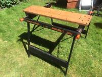 Black and decker workmate 2000