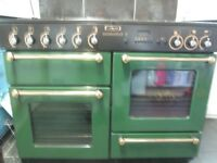 LEISURE RANGE MASTER GAS COOKER