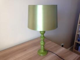 Green lamp (£10)