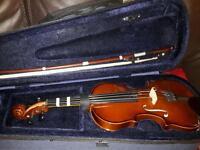 1/4 size Stringers violin