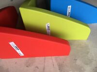 Kids Ikea Colourful Shelves