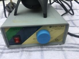 Ozone machine and air pump