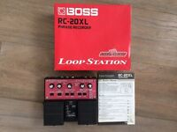 BOSS RC-20XL Loop Station